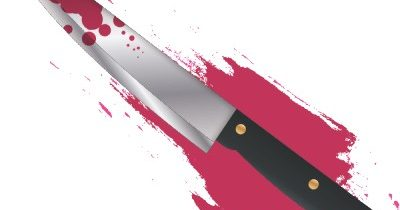 Words cut deep – A knife cut's deeper