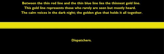 The 911 Dispatcher