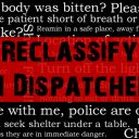 Take Action – 911 Dispatcher Reclassification