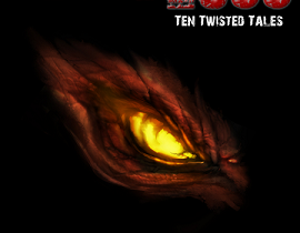 BloodLoss – Ten Twisted Tales now on Amazon!